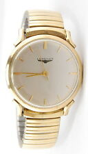 MENS VINTAGE LONGINES AUTOMATIC 33MM WRIST WATCH AS IS