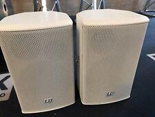 LD Systems SAT 62 G2 weiß Lautsprecher zur Installation super Zustand (1 PAAR)