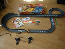 Tyco TCR High Banked Speedway Slotless Track Electric Racetrack Rare Vintage