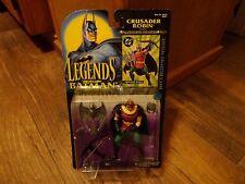 1995 KENNER--LEGENDS OF BATMAN--CRUSADER ROBIN FIGURE (NEW)