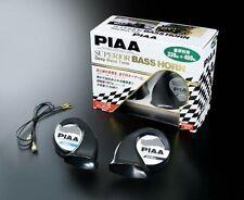PIAA SUPERIOR BASS HORN 112dB(330Hz / 400Hz) Black 2 pieces HO-9 New Japan