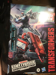 Rare Amazon Exclusive Transformers WFC Earthrise Ironhide and Prowl