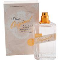 S.Oliver Original Mujer Eau de Parfum Edp Spray For Mujer 30ML