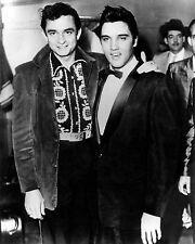 "Johnny Cash / Elvis 10"" x 8"" Photograph no 2"