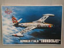 "Battle Axe 1/48 Scale Republic F-84G ""Thunderjet"""