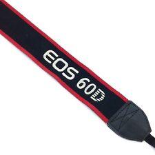 Quality Camera Shoulder Neck Belt Strap for Canon EOS 60D Long life mzus