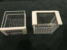 Ge Monogram or Haier Freezer Basket Assembly Wr21X10057