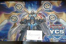 Yugioh Mat Number 93: Utopia Kaiser YCS Championshp Playmat Near Mint
