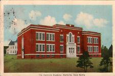 Nova Scotia KENTVILLE-  Kentville Academy, vintage postcard