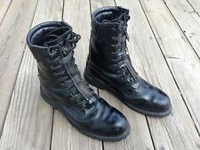 All American Boot Mfg Steeltoe Structural Fire Fighting Boots Mens Size 9 D