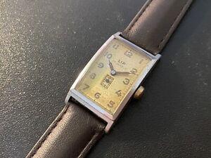 Vintage 1940s LIP T18 Watch Serviced