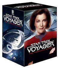Star Trek Voyager: Complete TV Series Seasons 1 2 3 4 5 6 7 Boxed DVD Set NEW!