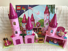 Lego Duplo 4820 Princess Castle Near Complete with Box & Minifigs