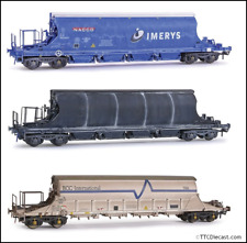 Bachmann EFE Rail NIA / PBA Tiger wagons, Variants available, OO Gauge