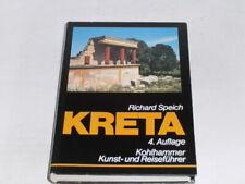 Speich, Richard: Kreta. Kunst- und Reiseführer