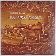 JAMES GANG: Straight Shooter USA ABC Rock Vinyl LP NM- Wax