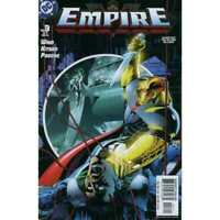 Empire (2003 series) #3 in Near Mint condition. DC comics [*5z]