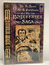 The Bojeffries Saga Comic by Alan Moore , Parkhouse (Nm/M) Rare Issue