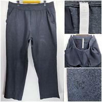 Lululemon Mens 2XL XXL Athletic Sweatpants Jogger Pants Drawstring Gray