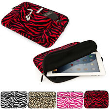 "VanGoddy Tablet Neoprene Printed Sleeve Pouch Case Bag For 10.5"" iPad Air / Pro"
