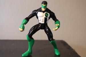 Vintage 1998. Hasbro. JLA Green Lantern figure . DC Comics