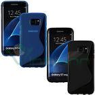 Custodia cover WAVE per Samsung Galaxy S7 Edge G935F case TPU flessibile morbida