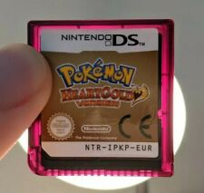 Pokemon HEARTGOLD, Nintendo 3DS/DS, genuine PAL Heart Gold, tested cartridge