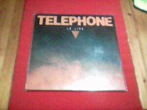 Téléphone – Le Live Label: Virgin – 60051 Format: 2 × Vinyl, LP, Album Country