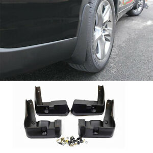 For Subaru Legacy 2010-2014 2012 ABS black Mud Flaps fender Splash Guards 4pcs