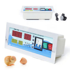 Intelligent Egg Incubator Controller Kit+Professional Thermostat Humidity Sensor