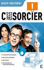 20157// DVD C'EST PAS SORCIER - UN BOL D'AIR DANS LE GRAND BLEU NEUF 4 X 26 MIN