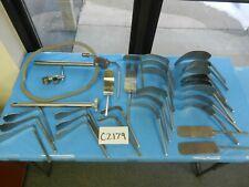 Codman Surgical Universal Table Mounted Wishbook Retractor Set