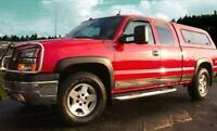 1999-2006 Chevy Silverado Extended Cab Short Bed W/F Rocker Panel Trim 6""