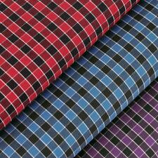Gingham Clothing, Handbags & Shoes Craft Fabrics
