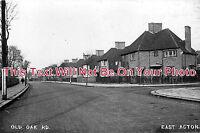LO 117 - Old Oak Road, East Acton, Ealing, London - 6x4 Photo