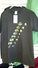 Black John Deere T-Shirt w/Tractor Models LP40789