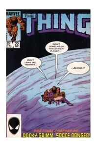 The Thing APR 22 (Marvel)