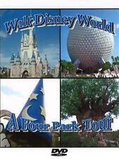 Walt Disney World 4 Park Tour  DVD