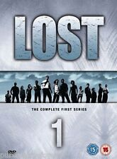 LOST: THE COMPLETE FIRST SERIES (R2 Seven DVD Box Set) (Garcia/Fox)