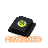 2 IN 1 Universal Hot Shoe buble Spirit Level Cover cap