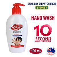 3/6/12 x 190ml LIFEBUOY HAND WASH Antibactarial Hand WashTotal 10 Bulk Deal