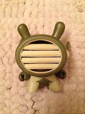 Kid Robot Dunny series 3 Damon Soule D23 Face Mask Vent 2006 Rare Vinyl Toy