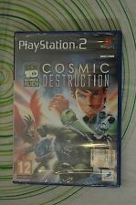 BEN 10 COSMIC DESTRUCTION ps2 pal NUOVO