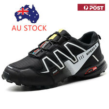 Men's Fashion Speed Cross 3 Athletic Running Sports Outdoor Hiking Shoes Sneaker