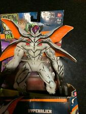 BANDAI BEN 10 Ultimate Alien Hyperalien Highbreed in package