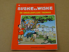 STRIP / SUSKE EN WISKE 270: DE ONGELOOFLIJKE THOMAS | 1ste druk