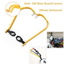 Motocross Motorcycle 28MM Handlebar CNC Brake Clutch Anti- fall Bow Guard Levers