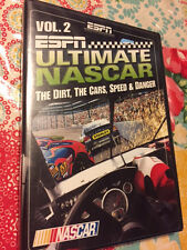 ESPN Ultimate Nascar - Vol. 2: The Dirt Cars Speed Danger DVD BRAND NEW SEALED!!