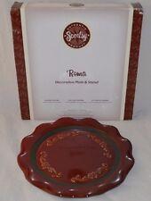 Scentsy Roma Decorative Plate & Stand