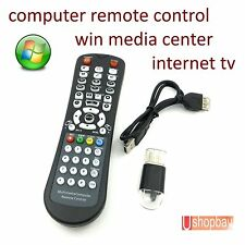 Computer Remote Control Wireless USB IR Laptop PC/TV Desk Top to TV